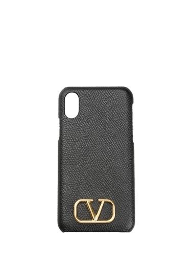 Valentino Garavani iPhone XS Aksesuar Siyah